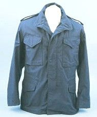 US Made Navy Blue M65 Field Jacket