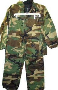 GI Chemical Suit