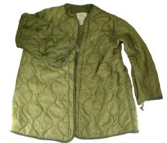 New GI Extreme Cold Weather Fishtail Parka Liner