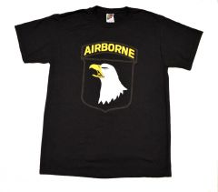 101st Airborne Screaming Eagle T-Shirt
