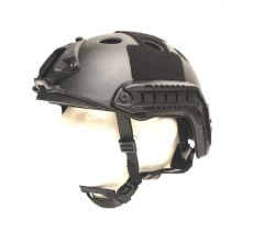 TacProGear Black Tactical Bump Helmet