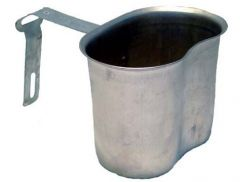GI L-Handle Canteen Cup New