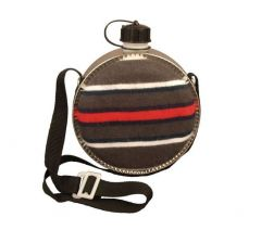 2 Quart Blanket Covered Canteen