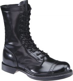 US Made Corcoran Leather Combat Jump Boots