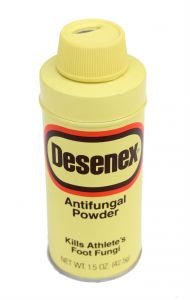 GI Vintage Desenex Antifungal Powder Can