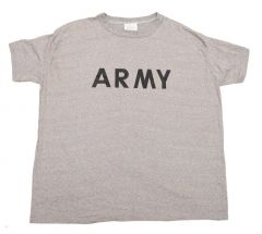 GI Army PT T-Shirt