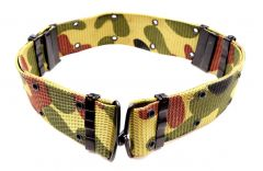 Reproduction Camouflage Nylon Pistol Belt