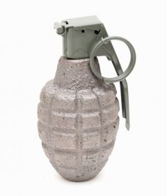 Pineapple Grenade Paperweight