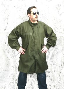 GI Extreme Cold Weather Fishtail Parka with Liner