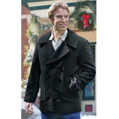 Military-style Knox Armory® Pea Coat