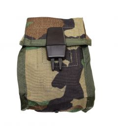 US Made M14 Ammo Pouch Woodland ALICE Attach