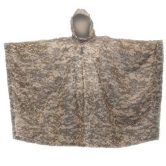US Made Army ACU Wet Weather Poncho