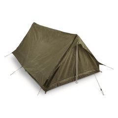 French GI 2 Person Military Tent