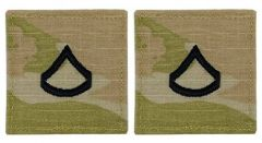 GI Army Private First Class Pair OCP with Hook and Loop