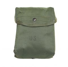 GI OD Green 200 Round SAW Pouch Snap Closure
