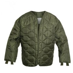 OD Military Style M65 Field Jacket Liner