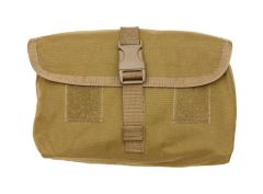 TacProGear Gas Mask Pouch Coyote Tan